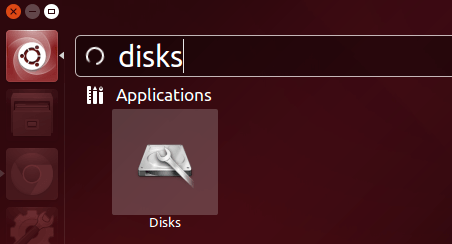 disks-utility
